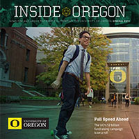 Cover of Inside Oregon